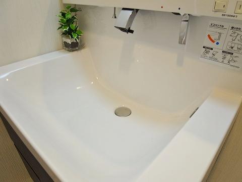 千歳台ヒミコハビタット 洗面台