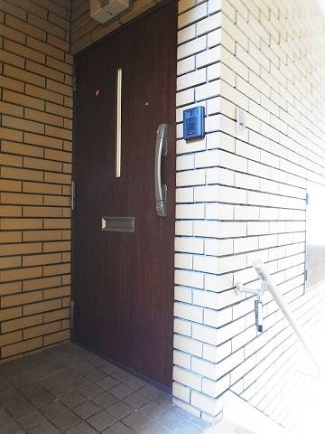 千歳台ヒミコハビタット 外廊下