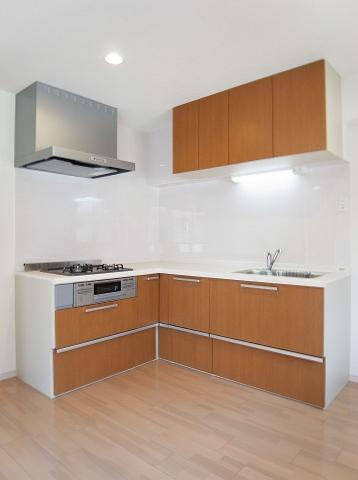 クレール豪徳寺 キッチン