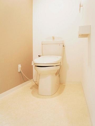 クレール豪徳寺 トイレ