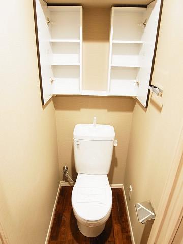 恵比寿東海マンション トイレ