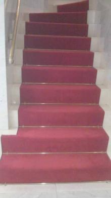 コート麻布 階段