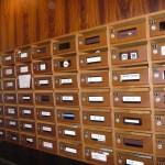 渋谷ホームズ メールボックス