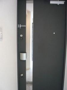 ベルヴィラージュ・ドメイン参宮橋 玄関ドア