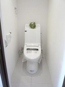 トダカ学芸大学コーポ トイレ