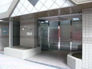 ストーク武蔵小山弐番館 エントランス