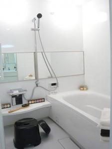 中目黒サングリア バスルーム