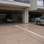 まんしょん中目黒 駐車場
