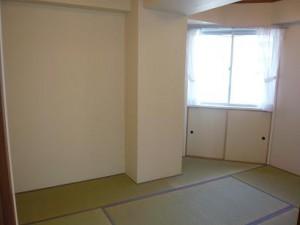グランドメゾン戸山 和室