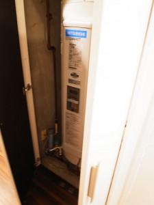 ニックハイム中目黒 電気温水器