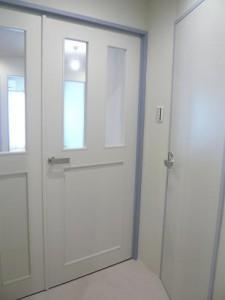 シャトレ市ヶ谷 室内ドア