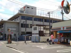 グランステューディオ経堂 郵便局