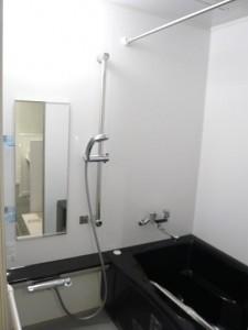 マンション池上 バスルーム