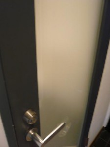 マンション池上 ドア