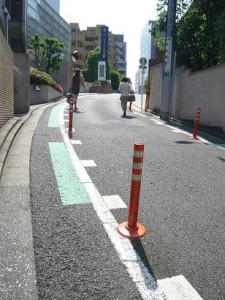 ハイトリオ赤坂八丁目 坂