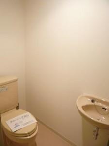 ハイトリオ赤坂八丁目 トイレ
