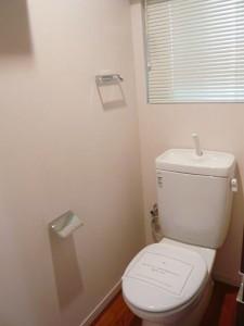マンション恵比寿苑 トイレ