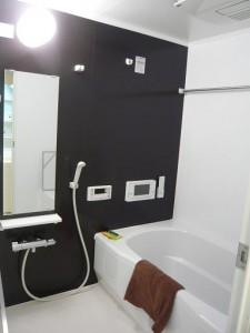高輪マンション バスルーム