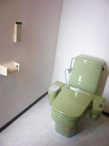 目黒タワーヒルズ トイレ