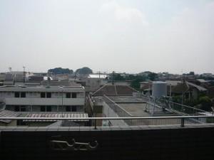 目黒タワーヒルズ 眺望