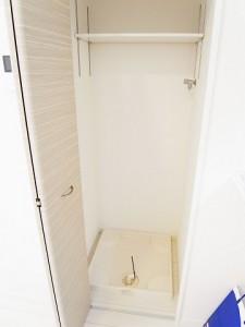 自由ヶ丘スカイハイツ LDK 洗濯機置場