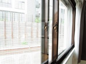 キャッスルマンション代官山 洋室 窓