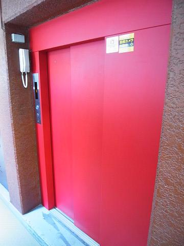 日興パレス南麻布第二 エレベーター