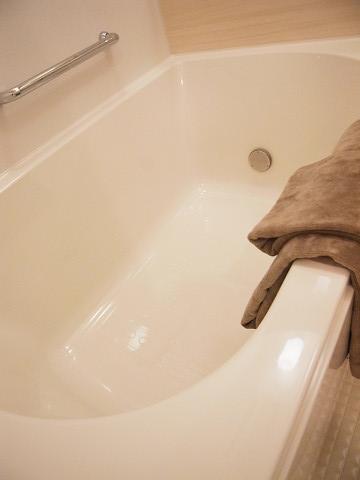 日興パレス南麻布第二 バスルーム