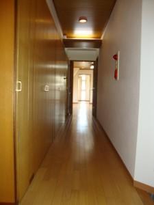 西早稲田ロータスビル 室内廊下