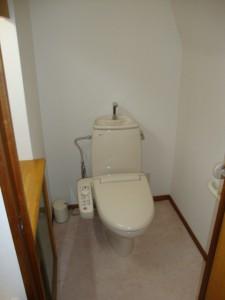 西早稲田ロータスビル トイレ