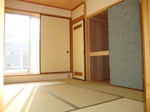西早稲田ロータスビル 和室
