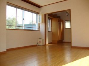 西早稲田ロータスビル 洋室