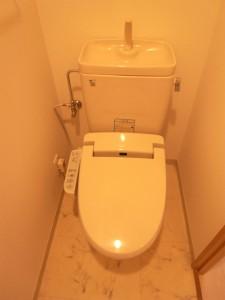 エクセルシオール麻布 トイレ