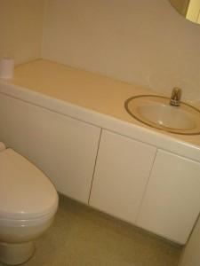 フラット緑ヶ岡 トイレ
