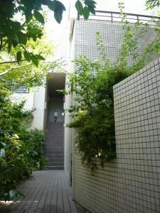 ベルヴィーユ渋谷 外観