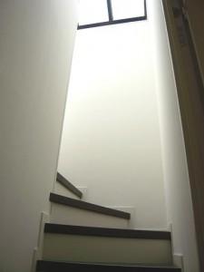 ベルヴィーユ渋谷 階段