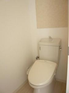ベルヴィーユ渋谷 トイレ