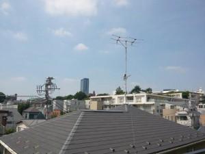 ベルヴィーユ渋谷 眺望
