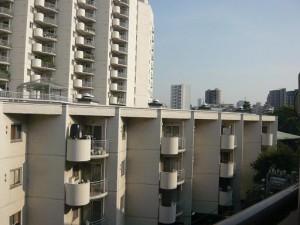 グランシティ三田三の橋 眺望