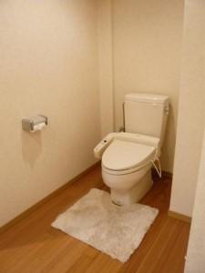 ジェイパーク渋谷東 トイレ