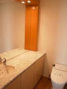 青山パークタワー トイレ1