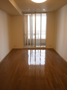 青山パークタワー 洋室1