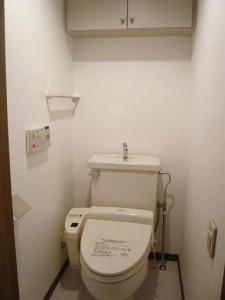 ヴィラージュ南青山 トイレ