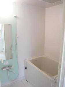 神泉ハイツ バスルーム