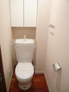 用賀マンション トイレ