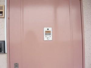用賀マンション 玄関ドア