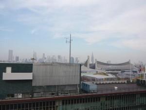 渋谷ホームズ 眺望