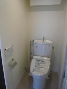 渋谷ホームズ トイレ