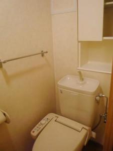 キャニオングランデ代々木公園 トイレ