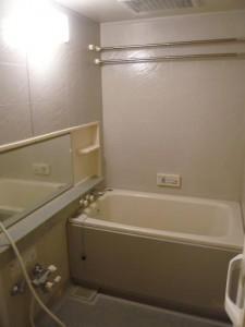 キャニオングランデ代々木公園 バスルーム